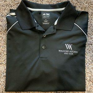 adidas Climacool Golf Polo Waldorf Astoria Golf